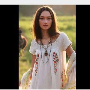 Moulinette Soeurs Embroidered Dress 6
